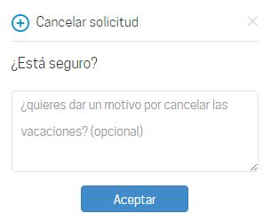 cancelar solicitud