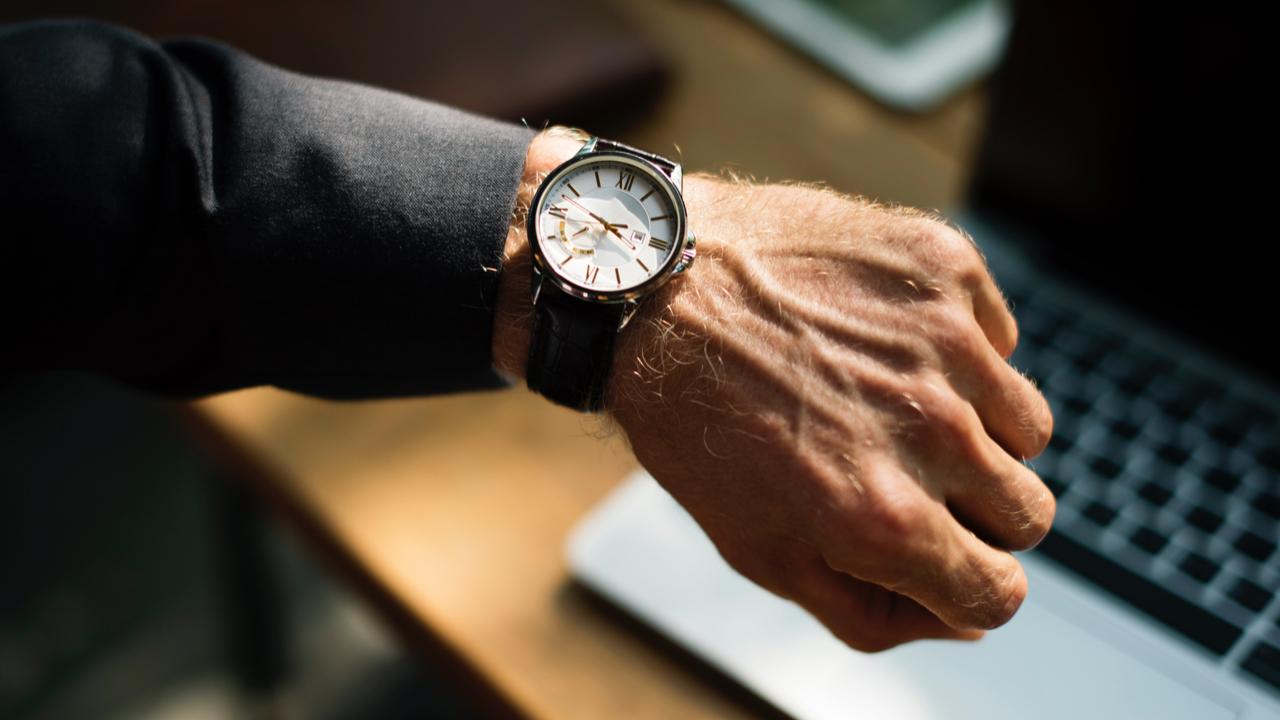 Gestión del control horario
