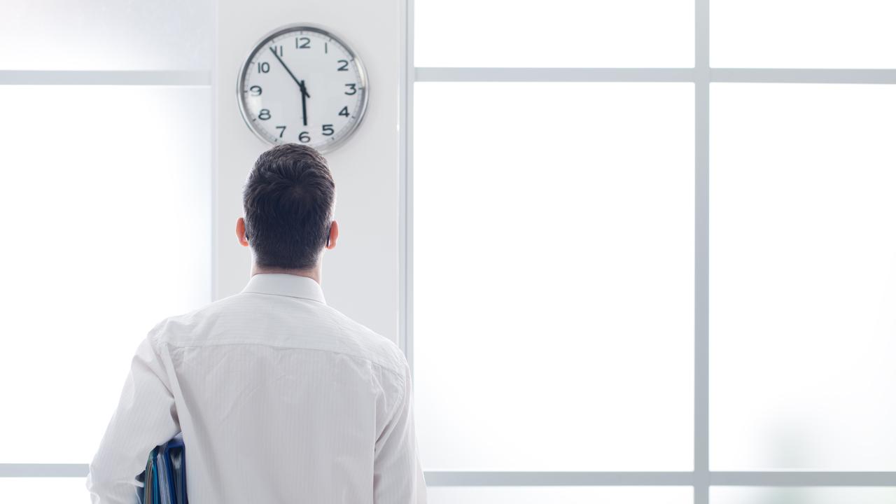 Gestiona el tiempo